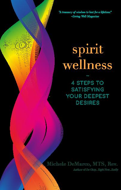 Spirit Wellness Book Cover